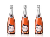 Cava · Brut Rose · Vallformosa