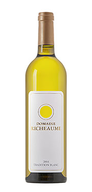 2015 Tradition Blanc · Richeaume